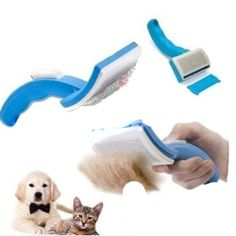 Cheap cat clean, Buy Quality grooming fur directly from China pet comb Suppliers: High Quality Double Faced Pets Dog Comb Long Hair Brush Wooden Handle Puppy Cat Massage Bath Brush Multifunction Groomin