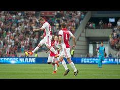 Ajax is de competitie begonnen met een 4-1 zege op Vitesse. Nick Viergever opende de score tijdens zijn competitiedebuut. Mike van der Hoorn en Lasse Schöne tweemaal, maakten het kwartet vol.