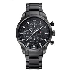 The Alexandre -Military Steel Sport Watch for Men