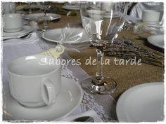 Lavandas de Bariloche en mi mesa