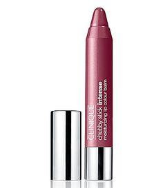 Clinique Chubby Stick Intense Moisturising Lip Colour Balm - Lip balm - Make up - Beauty - Rimmel, Maybelline, Perfume, Sephora, Box Braids, Chubby, Clinique Makeup, Clinique Cosmetics, Lip Makeup