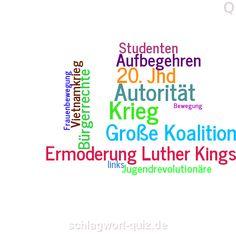 Welche deutsche Bewegung wird gesucht? Lösung: http://schlagwort-quiz.de/raetsel/244
