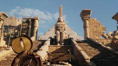 Deadfall Adventures trailer is about the Sahara - http://www.worldsfactory.net/2013/11/07/deadfall-adventures-trailer-sahara