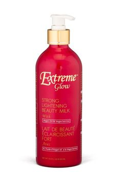 Lightening Cream: Extreme Glow Strong Lightening Beauty Milk/ Extreme Glow Lotion -> BUY IT NOW ONLY: $42.4 on eBay!