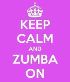 Zumba-Been going for 2 years and still LOVE it!