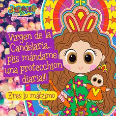 Virgencita de Candelaria te encargo mi plegaria !!!