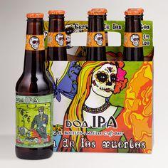 Day of the Dead IPA (Hop On or Die) | Los Muertos Brewing (Modelo - Anheuser-Busch InBev)