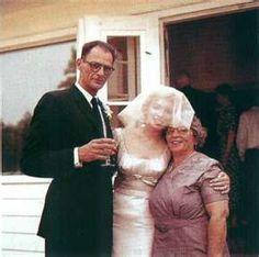 Marilyn Monroe Wedding Style #thetiedknot