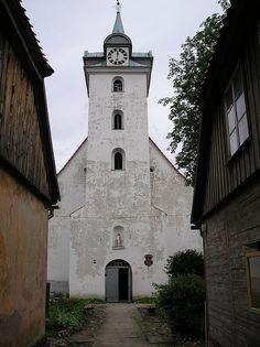 church in Kuldiga ... Latvia ... Book & Visit LATVIA now via www.nemoholiday.com or as alternative you can use latvia.superpobyt.com .... For more option visit holiday.superpobyt.com...
