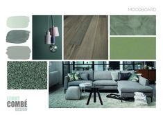 Interieurontwerp nieuwbouwwoning Arnhem | moodboards Moodboards, Couch, Interior Design, Furniture, Home Decor, Nest Design, Settee, Decoration Home, Sofa