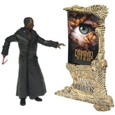 McFarlane Toys Movie Maniacs Series 4 Action Figure Candyman 3 Day of the Dead Candyman