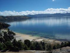 Playa Blanca - Lago de Tota  a tan solo 3 horas de Bogotá . Se encuentra a 3.000 metros de altura.