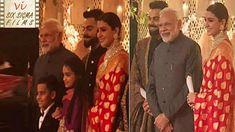 Virat Kohli and Anushka Sharma's grand wedding reception in New Delhi was attended by Prime Minister Narendra Modi. The PM Modi congratulated the newlywed co. Virat Kohli And Anushka, Private Wedding, Anushka Sharma, Trending Videos, Prime Minister, Newlyweds, Appointments, Wedding Reception, Ronald Mcdonald