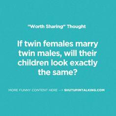 Twins Marry Twins