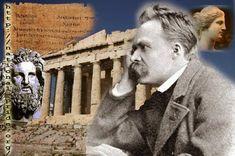 """ΕΛΛΑΝΙΑ ΠΥΛΗ: """"Φρίντριχ Νίτσε: Οι Έλληνες είναι οι ηνίοχοι κάθε ... Einstein, Mount Rushmore, Che Guevara, Greece, The Past, Mens Sunglasses, History, Style, Inspirational Quotes"""