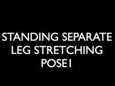 Bikram Yoga - Spoken Instruction -  Pose Titles -   Full Sequence