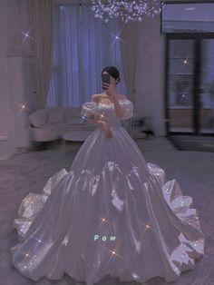 Fancy Wedding Dresses, Pretty Quinceanera Dresses, Princess Wedding Dresses, Pretty Dresses, Beautiful Dresses, Ball Gown Dresses, Prom Dresses, Grey Evening Dresses, Fantasy Gowns