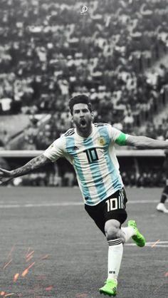 Argentina Football Team, Messi Argentina, Messi Goals, Lionel Messi Wallpapers, Argentina National Team, Leonel Messi, Soccer Pictures, Cristiano Ronaldo Cr7, Messi 10