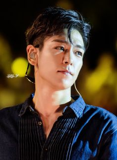 ameverything... — thekoreanbigbang:   160903 TOP at VIP Fanmeeting...