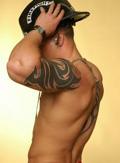 love his tats