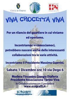 Internet per la comunicazione locale e sociale: incontro con l'associazione Viva Torino Viva on http://www.ktop.it