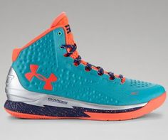 THE SNEAKER ADDICT: Under Armour Curry One SC30 Select Camp Mid + Low Sneakers Available (Images)