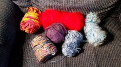 Cotton Blend & Alpaca blend Lot of squishy Goodness by HeavensRays on Etsy