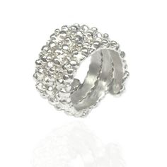 Ancient Rounds Ring | Louisa Slade Jewellery | Wolf & Badger