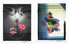 M/M (Paris): Givenchy Haute Couture Spring/Summer 2009 invitation folder; Givenchy Haute Couture Fall/Winter 2008/9 invitation Folder.