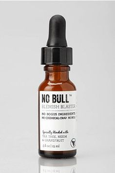 No Bull Blemish Blaster