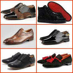 Christian Louboutin men's shoes.