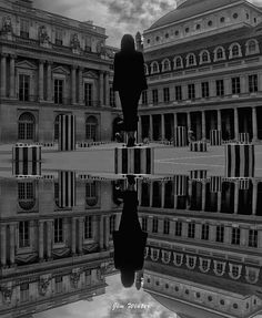 """Âme solitaire recherche âme solitaire  - """"May your choices reflect your hopes not your fears"""". Nelson Mandela. Photography by @parisian.spirit #iphone6s #iphonephotography #quote #instaquote #qotd #blackandwhite #noiretblanc #wib #womaninblack #paris #france #louvre #photography #pic #instapic #photo #instamoment #reflection #reflet #mirror #potd #iphoneonly #iphone6sphotography #personalshopper #fashion #instafashion #igers #instadaily #vogue #mode by personalshoppeuse19_22 Follow """"DIY…"""