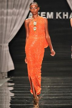 Naeem Khan Spring 2012 Ready-to-Wear Collection Photos - Vogue