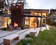 House Ocho by Feldman Architects.  I love this house. it is absolutely inspiring to me.