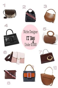 The Most Wanted Niche Designer Bags At The Moment Fashion Over 50, Look Fashion, Autumn Fashion, Dress Fashion, Fashion Styles, Boho Accessories, Clear Bags, Look Chic, Stylish Outfits