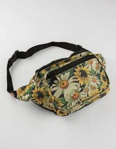 578ae7f3247e DICKIES Flower Power Fanny Pack Flower Power, Cart, Pocket, Packing, How To