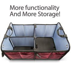 Amazoncom Car Trunk Organizer by Starlings Cargo Trunk Storage