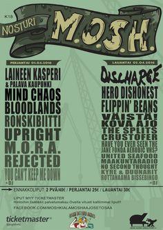 M.O.S.H. Festival on alakulttuurien sillisalaatti, joka tavoittelee vanhan Lepakon henkeä - Image-blogit