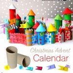 Christmas advent calendar – THE CASTLE