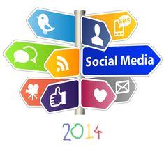 Los desafíos del Social Media para 2014