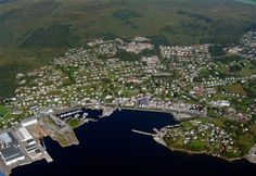 Ulsteinvik, my home town.