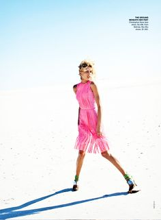 Anja Rubic Vogue Australia Christopher Kane