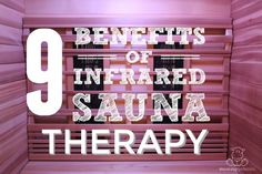 Remember that time I shared a silly pic of my head popping out of an infrared sauna? I've since upgraded to my favorite sauna ever, and I'll share a link to it at the bottom of the post (Go ahead and take a peek if you can't help it. I'll wait…), but first I want …