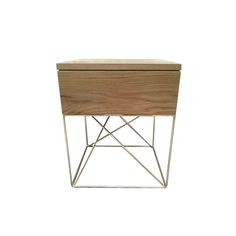 Redfox & Wilcox - Bedside Table