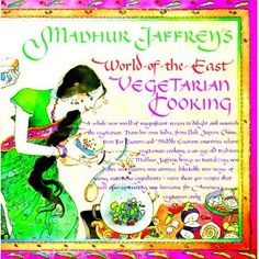 Madhur Jaffrey's World-of-the-East Vegetarian Cooking (Another #vegetarian classic, over 30 years old, that still delivers delicious, simple and never-boring dishes.)