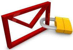 Encrypted-Email, send secure emails and messages.