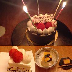 パシフィックホテル和田倉のスィーツです 和田倉2 #美味しい #会席料理 #和田倉 #パシフィックホテル #懐石料理 #大手町 #japanesefood #kaiseki #sushi #sashimi #Birthday #Tokyo  #会席料理 #和田倉 #パシフィックホテル #懐石料理 #大手町 #japanesefood #kaiseki #sushi #sashimi #Birthday #Tokyo by kyoyakyoko