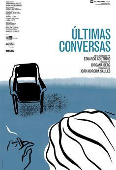 . últimas conversas (coutinho/berg/moreira salles, 2015)