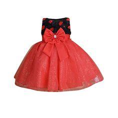 Jeansian Fashion Girl Cute Wedding Party Dress Shirt Top CG029 Black&Red 140 jeansian http://www.amazon.com/dp/B00VUR970G/ref=cm_sw_r_pi_dp_QBlJwb0YJGZX2