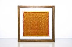 Mary Palmer - Gallery - Cork Craft and Design Framed Quilted piece Cork Crafts, Design Crafts, Mary, Textiles, Gallery, Frame, Home Decor, Picture Frame, Decoration Home